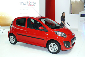 Citroen C1 Cool and Sound