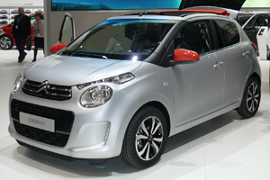 Citroen C1 Airscape Feel Edition Neu 2014