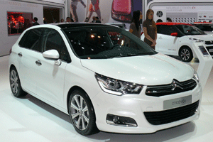 Citroen C4 Selection 2016