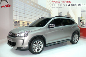 Citroen C4 Aircross Selection 2014