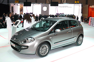 Fiat Punto Natural Power