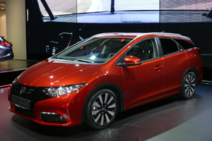 Honda Civic Tourer Comfort