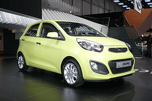 Kia Picanto Fifa-World-Cup-Edition