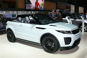 land rover range rover evoque cabrio. Black Bedroom Furniture Sets. Home Design Ideas