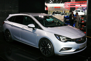 opel astra sports tourer neuwagen billig