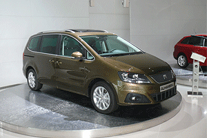 Seat Alhambra 4YOU