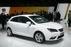 Seat Ibiza SC Reference 4YOU Preis