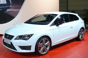 Seat Leon SC Reference