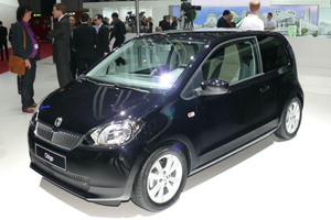 Skoda Citigo Cool Edition
