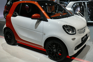 Smart fortwo coupe proxy