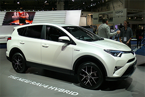 Toyota RAV4 Executive