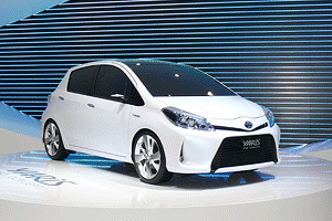 Toyota Yaris Club 2015