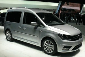 VW Caddy Conceptline