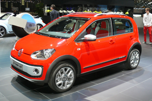 VW Cross Up Preis