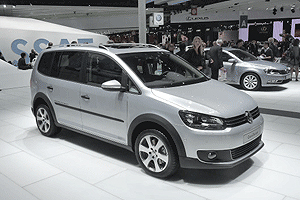 VW Touran Cross Touran
