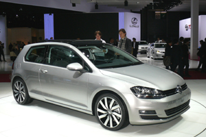 VW Golf 7 Edition