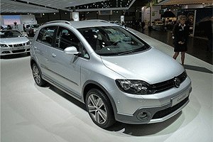 VW Golf Plus Cross Golf