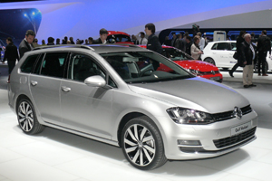 VW Golf Variant CUP 1.6 TDI 4Motion
