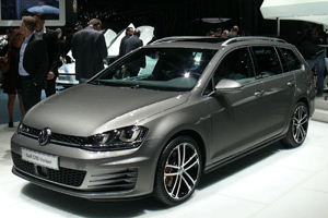 VW Golf 7 Variant GTD
