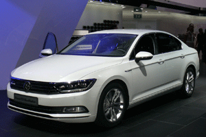 VW Passat Highline 2018