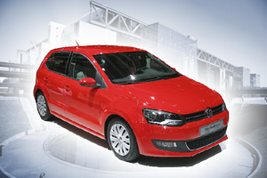 VW Polo 1.2 TSI BlueMotion DSG Highline
