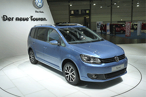 VW Touran Match BlueMotion