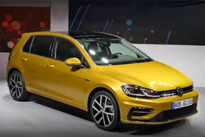 VW Golf 7 IQ.Drive