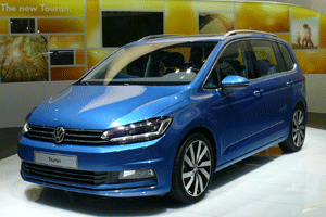 VW Touran UNITED